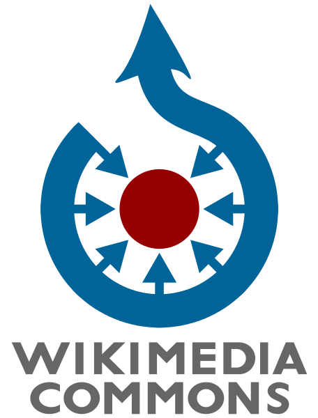Logo Wikimedia Commons